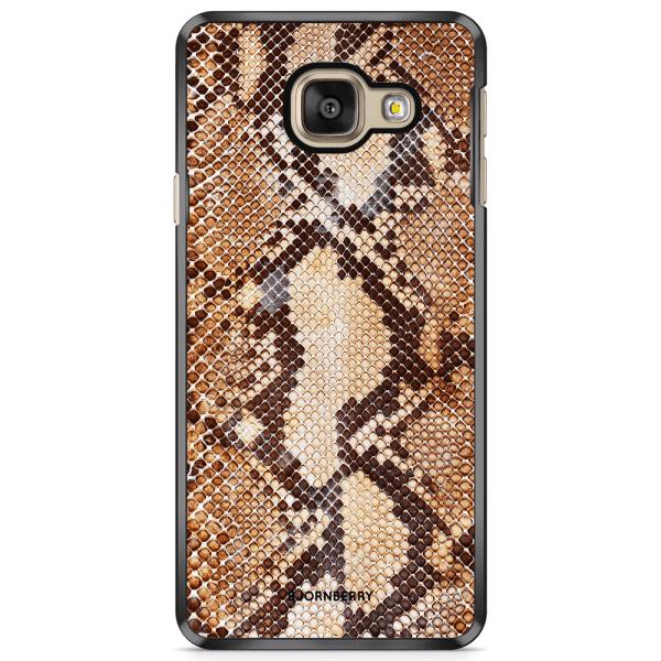 Bjornberry Skal Samsung Galaxy A3 6 (2016)- Brun Ormskinn