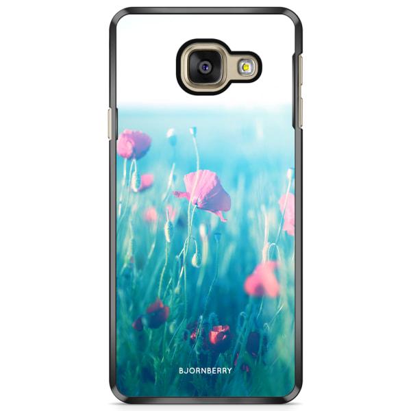 Bjornberry Skal Samsung Galaxy A3 7 (2017)- Blommor