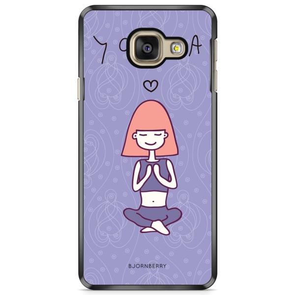 Bjornberry Skal Samsung Galaxy A3 7 (2017)- Yoga Girl