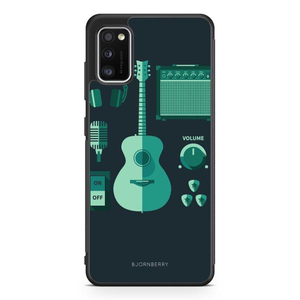 Bjornberry Skal Samsung Galaxy A41 - Gitarr