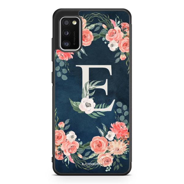 Bjornberry Skal Samsung Galaxy A41 - Monogram E