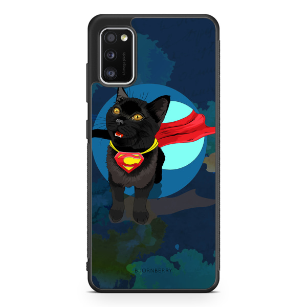 Bjornberry Skal Samsung Galaxy A41 - Super Katt