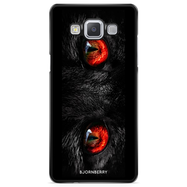 Bjornberry Skal Samsung Galaxy A5 (2015) - Röda Kattögon