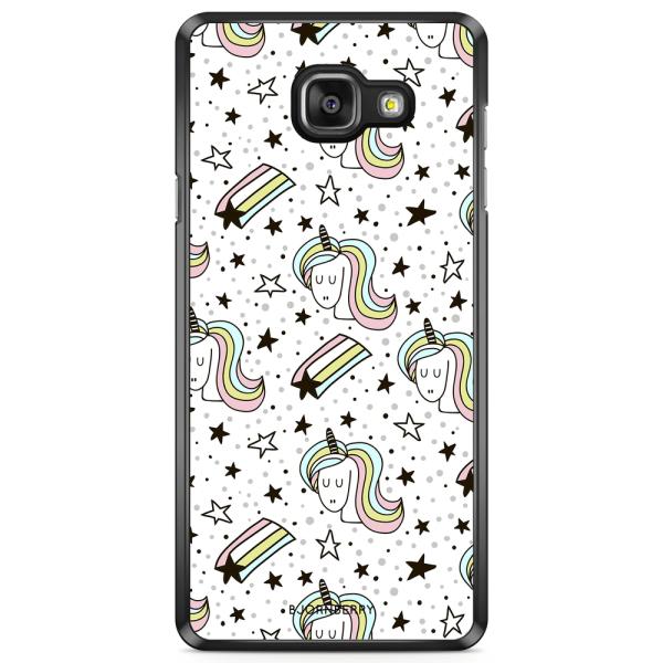 Bjornberry Skal Samsung Galaxy A5 6 (2016)- Mönster Enhörning