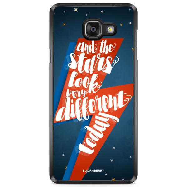 Bjornberry Skal Samsung Galaxy A5 7 (2017)- Bowie text