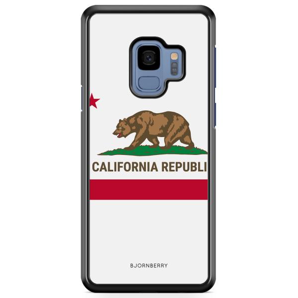 Bjornberry Skal Samsung Galaxy A8 (2018) - California Björn