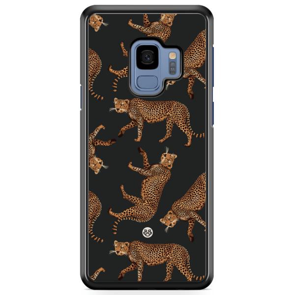 Bjornberry Skal Samsung Galaxy A8 (2018) - Cheetah