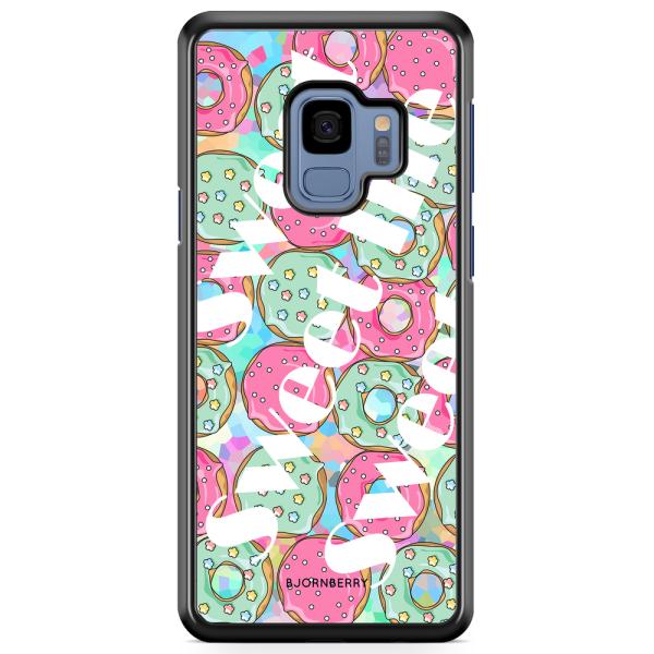 Bjornberry Skal Samsung Galaxy A8 (2018) - Donuts/Sweet life
