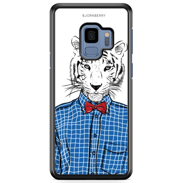 Bjornberry Skal Samsung Galaxy A8 (2018) - Hipster Tiger