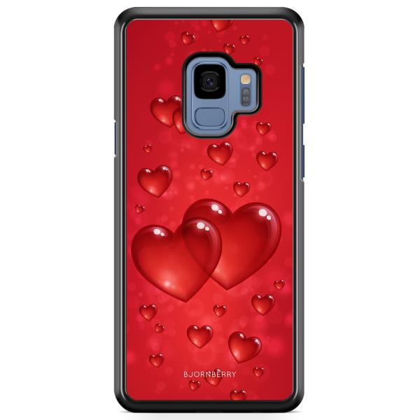 Bjornberry Skal Samsung Galaxy A8 (2018) - Hjärtan