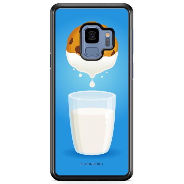 Bjornberry Skal Samsung Galaxy A8 (2018) - Mjölk & Kakor