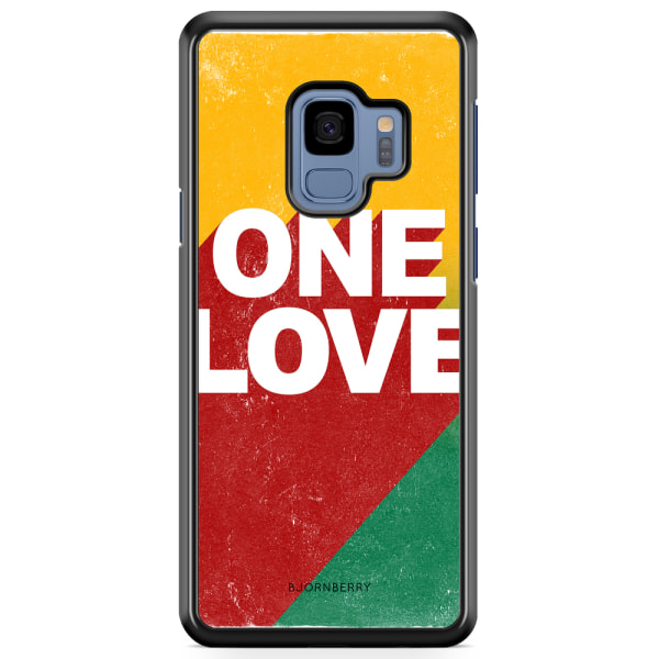 Bjornberry Skal Samsung Galaxy A8 (2018) - ONE LOVE