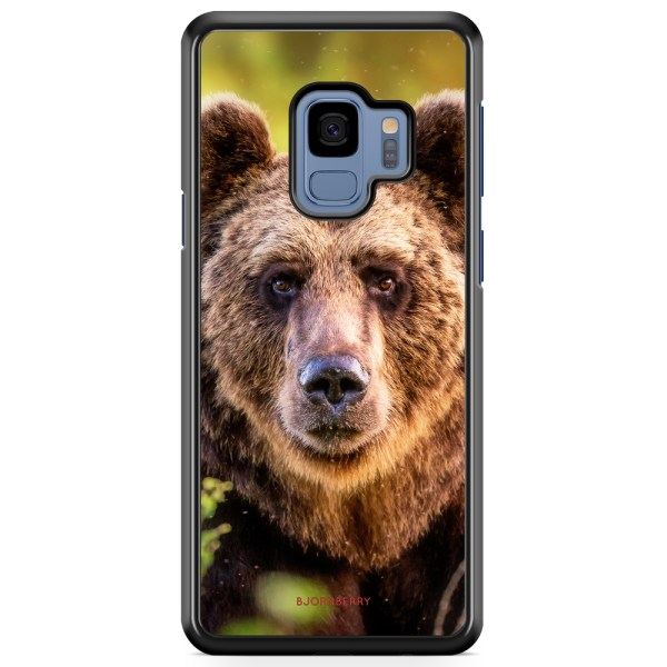 Bjornberry Skal Samsung Galaxy A8 (2018) - Tittande Björn