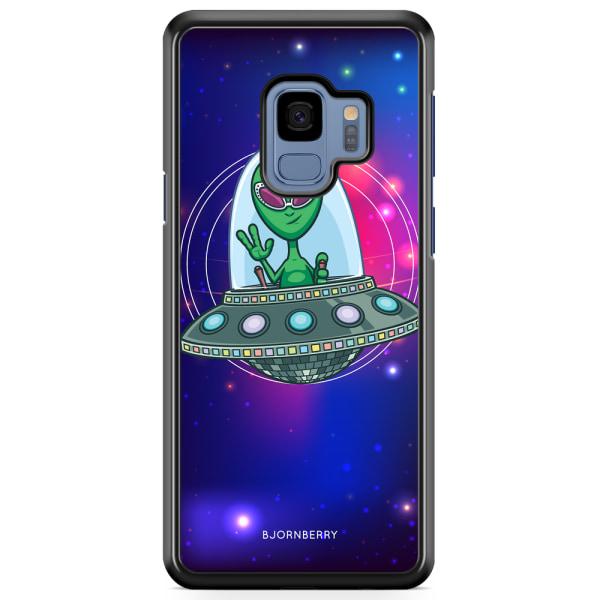 Bjornberry Skal Samsung Galaxy A8 (2018) - UFO Alien