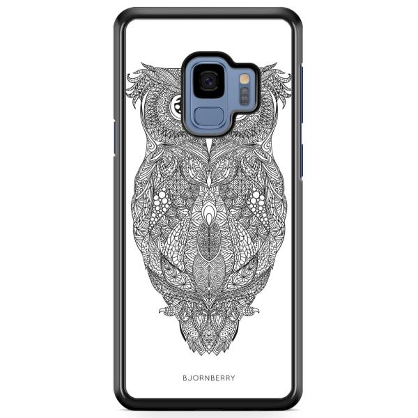 Bjornberry Skal Samsung Galaxy A8 (2018) - Uggla