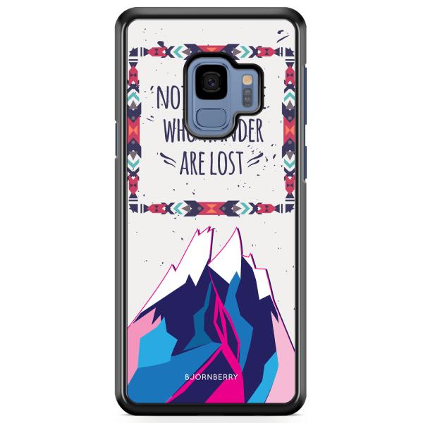 Bjornberry Skal Samsung Galaxy A8 (2018) - Vandrar Citat