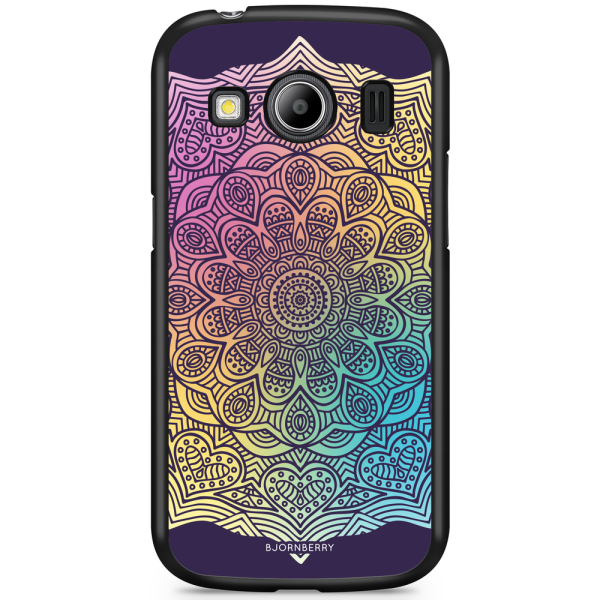 Bjornberry Skal Samsung Galaxy Ace 4 - Färg Mandala