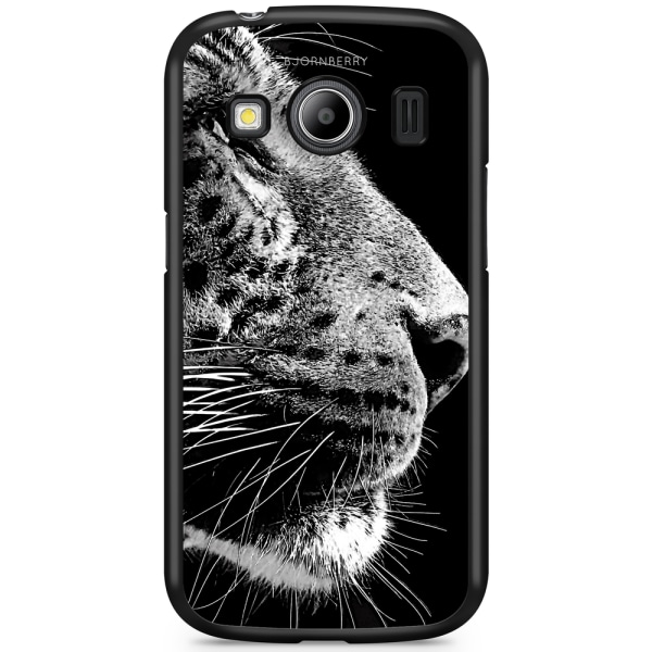 Bjornberry Skal Samsung Galaxy Ace 4 - Leopard Ansikte