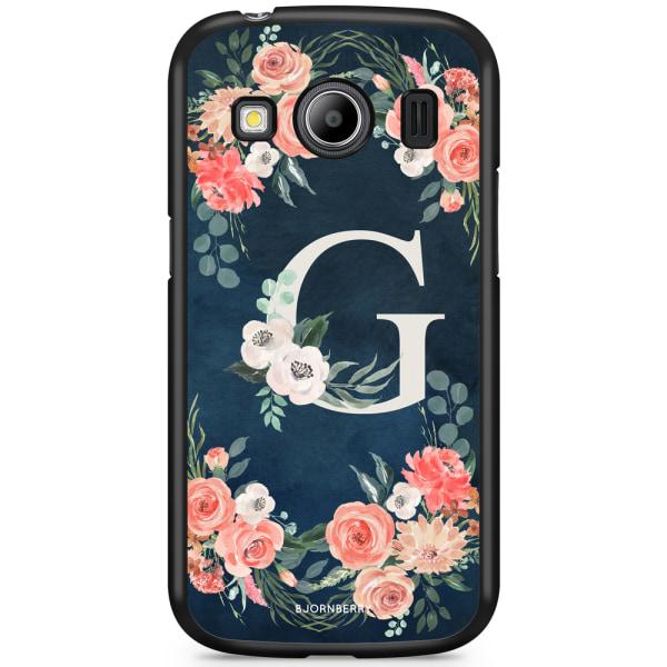 Bjornberry Skal Samsung Galaxy Ace 4 - Monogram G