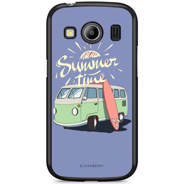 Bjornberry Skal Samsung Galaxy Ace 4 - Summer Van (Blå)