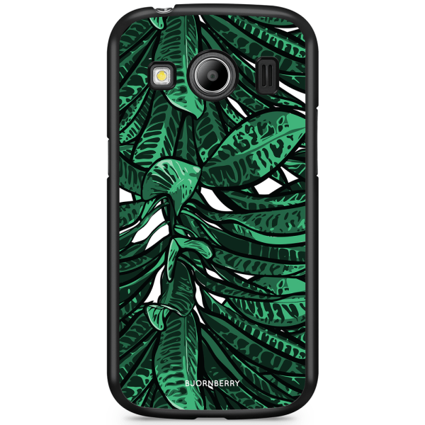 Bjornberry Skal Samsung Galaxy Ace 4 - Tropiska Löv