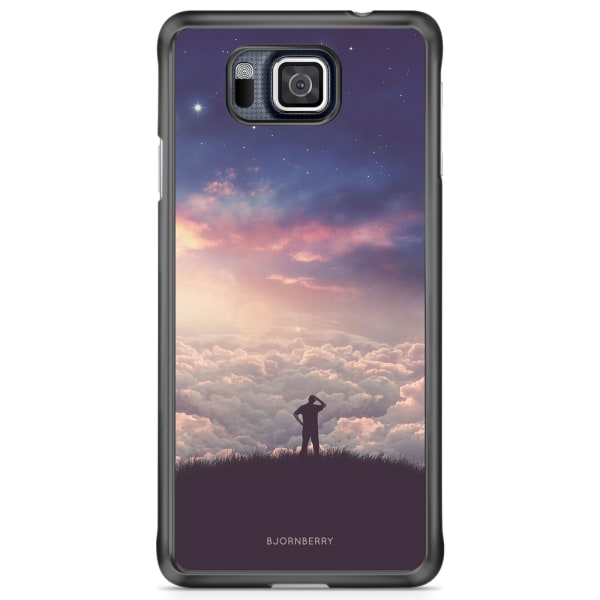 Bjornberry Skal Samsung Galaxy Alpha - Looks Over The World