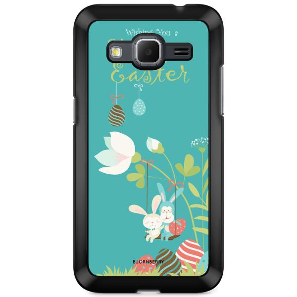 Bjornberry Skal Samsung Galaxy Core Prime - Glad Påsk