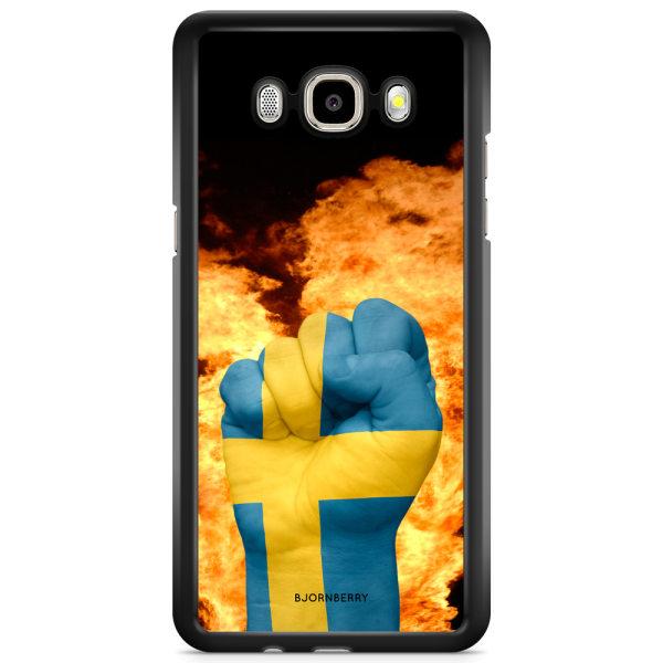 Bjornberry Skal Samsung Galaxy J3 (2016) - Sverige Hand