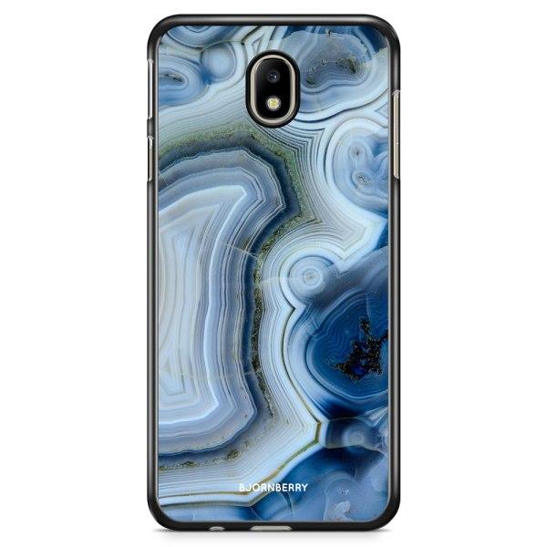 Bjornberry Skal Samsung Galaxy J3 (2017) - Blå Sten