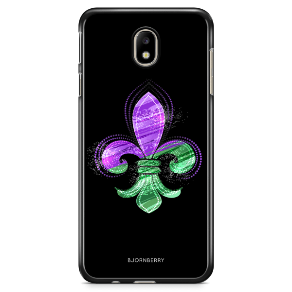 Bjornberry Skal Samsung Galaxy J3 (2017) - Heraldisk Lilja