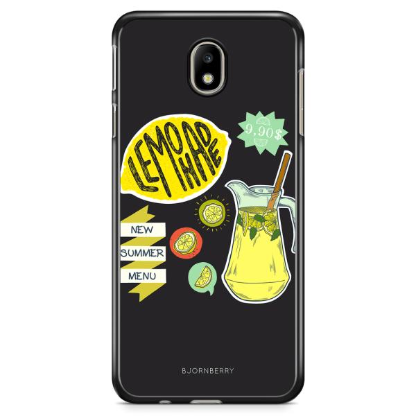 Bjornberry Skal Samsung Galaxy J3 (2017) - Lemon Summer