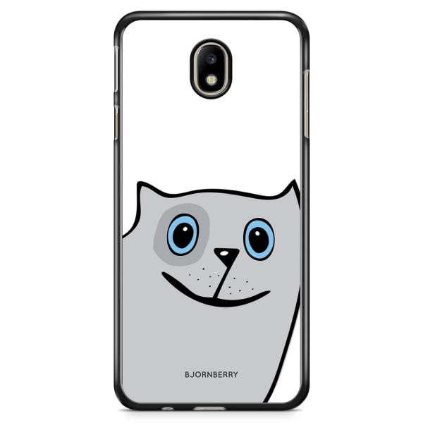 Bjornberry Skal Samsung Galaxy J3 (2017) - Rolig Katt