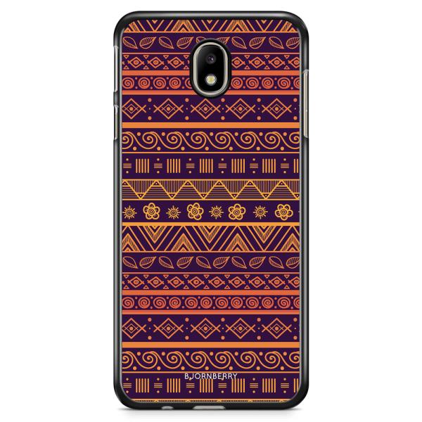 Bjornberry Skal Samsung Galaxy J3 (2017) - Tribal Mönster