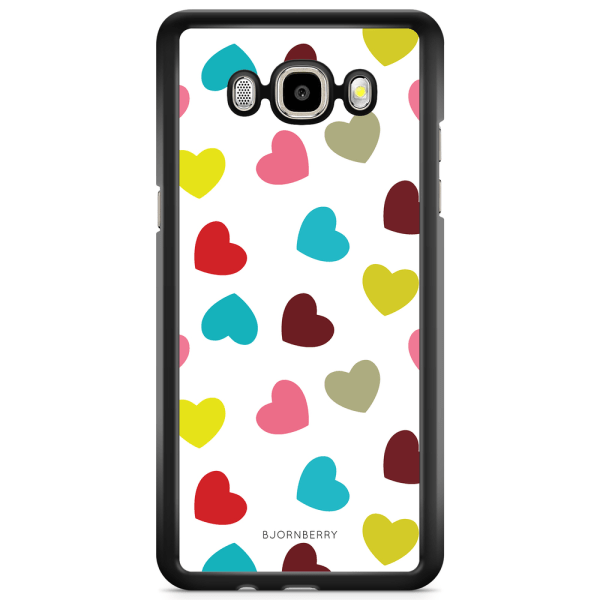 Bjornberry Skal Samsung Galaxy J5 (2015) - Hjärtan