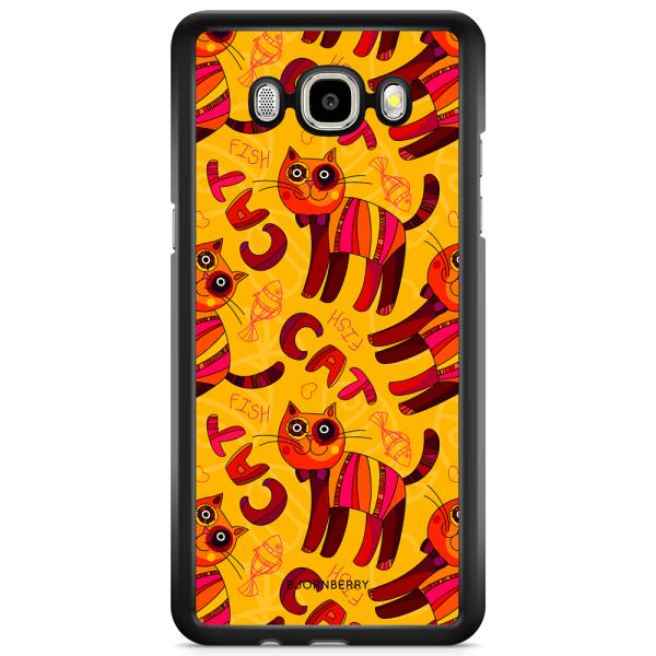Bjornberry Skal Samsung Galaxy J5 (2015) - Katt & Fisk