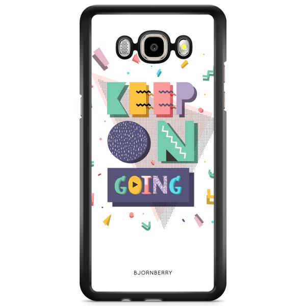 Bjornberry Skal Samsung Galaxy J5 (2015) - Keep on going