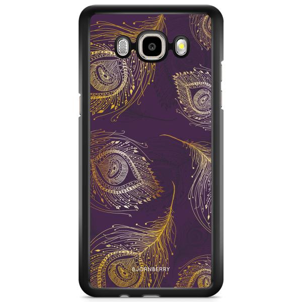 Bjornberry Skal Samsung Galaxy J5 (2015) - Påfågels Fjädrar