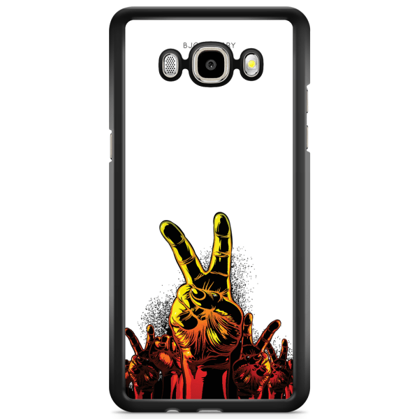Bjornberry Skal Samsung Galaxy J5 (2015) - Peace Händer