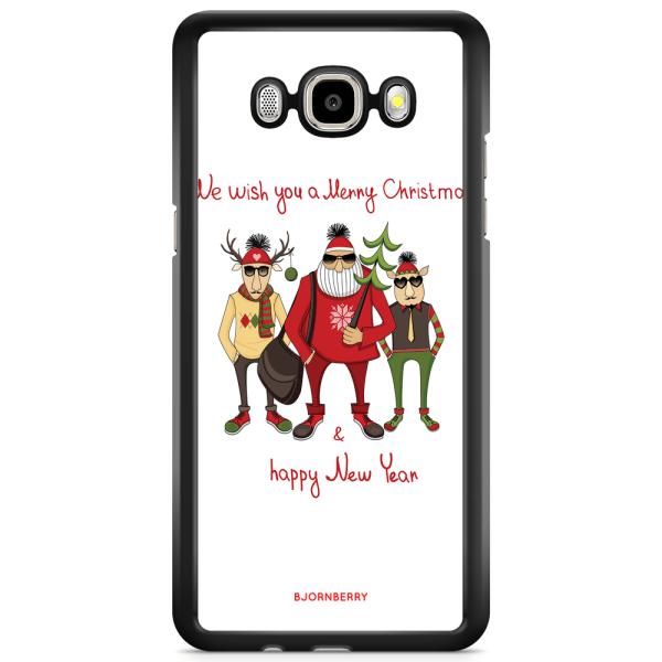 Bjornberry Skal Samsung Galaxy J5 (2015) - Tre Julgubbar