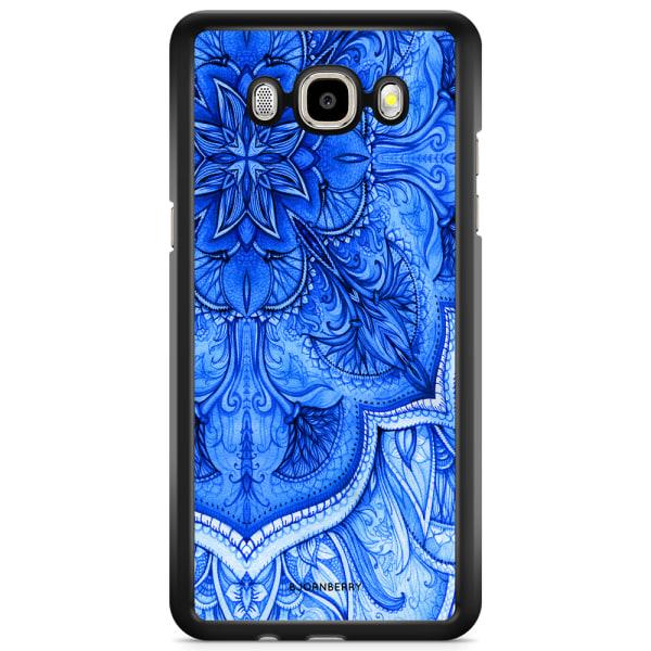 Bjornberry Skal Samsung Galaxy J5 (2016) - Blå Vintage