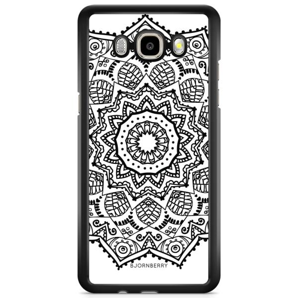 Bjornberry Skal Samsung Galaxy J5 (2016) - Svart Mandala