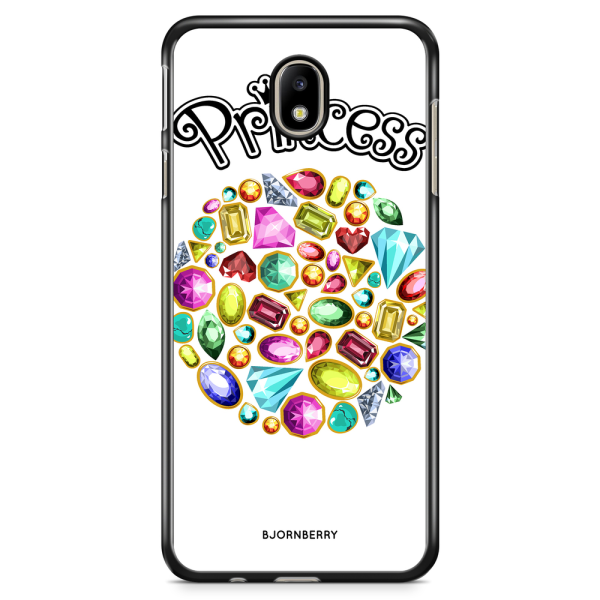 Bjornberry Skal Samsung Galaxy J5 (2017) - Princess Diamanter