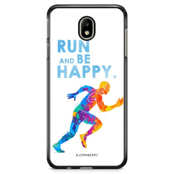 Bjornberry Skal Samsung Galaxy J5 (2017) - Run and be happy