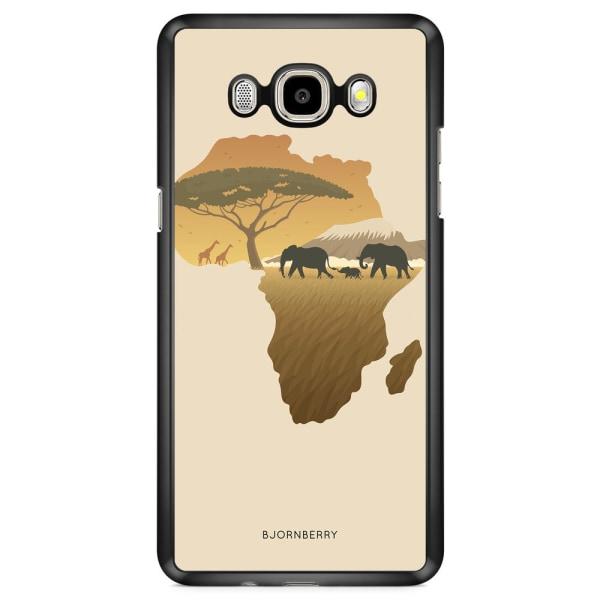 Bjornberry Skal Samsung Galaxy J7 (2016) - Afrika Brun