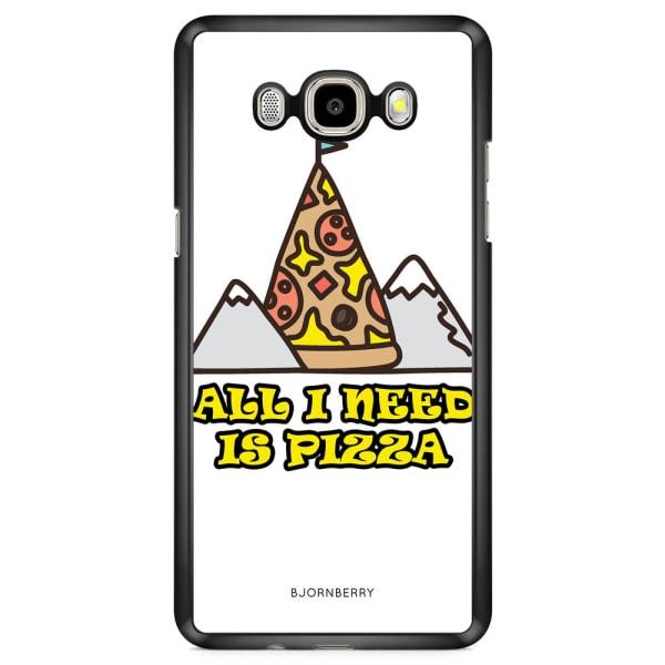 Bjornberry Skal Samsung Galaxy J7 (2016) - All i need is pizza