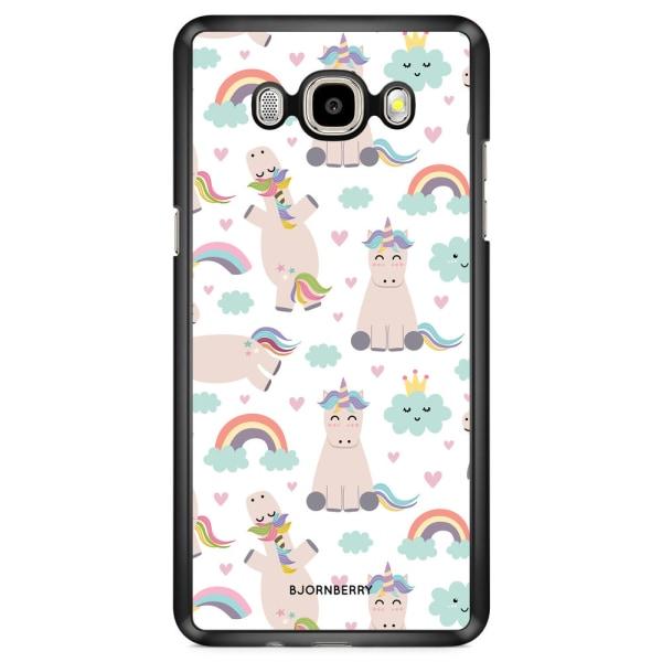 Bjornberry Skal Samsung Galaxy J7 (2016) - Enhörningar