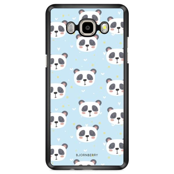 Bjornberry Skal Samsung Galaxy J7 (2016) - Pandamönster