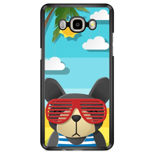 Bjornberry Skal Samsung Galaxy J7 (2016) - Sommar Hund