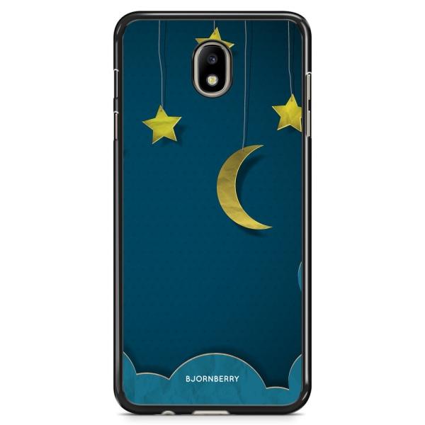 Bjornberry Skal Samsung Galaxy J7 (2017) - Månstjärnor