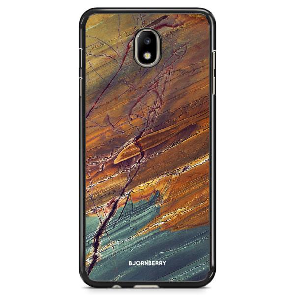 Bjornberry Skal Samsung Galaxy J7 (2017) - Marmorsten